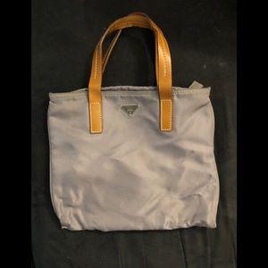 Prada Bag with Leather Handles